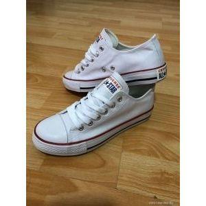 Converse fehér tornacipő 40-s kép