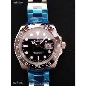 Rolex GMT Master II Ceramic High End Automata 2813 21J repl. óra - ÚJ!! Készleten kép