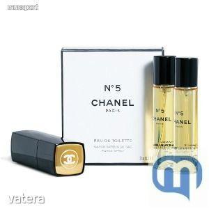 Chanel Női Parfüm Szett N? 5 Chanel (3 pcs) kép
