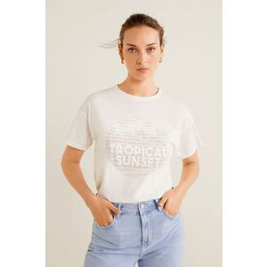 Mango - T-shirt Debo kép