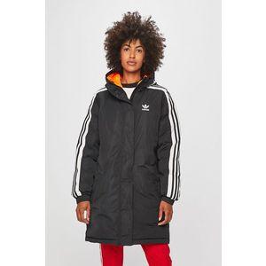 Adidas női fekete kabát kép