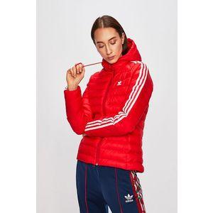 Adidas férfi piros kabát kép