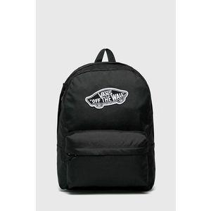VANS Fekete hátizsák kép