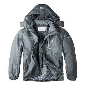 Téli kabát Surplus Stars Winter Jacket Grey kép