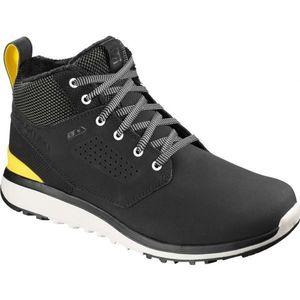 Salomon UTILITY FREEZE CS WP fekete 9 - Férfi téli cipő kép