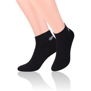 Férfi zokni 046 black kép