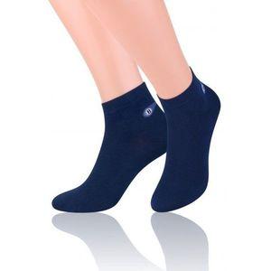 Férfi zokni 046 dark blue kép