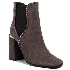 Magasított cipő BRUNO PREMI - Camoscio BY2503G Nebbia kép