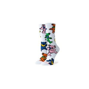 Stance Bears Choice White-6-8, 5 (M) kép