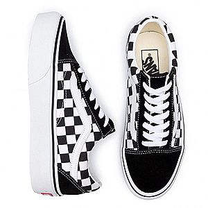 Vans Old Skool (Gum Block) Checkerboard (42 db) Divatod.hu
