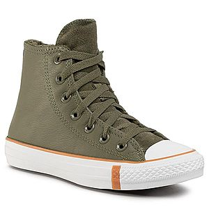 Tornacipő CONVERSE - Ctas Hi 166126C Field Surplus/White/Honey kép