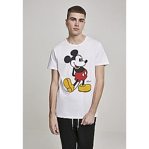 Mr. Tee Mickey Mouse Tee white kép