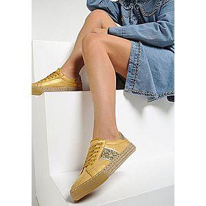 Torch sárga női tornacipő kép