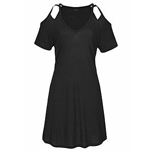 LASCANA Strandruhák fekete kép