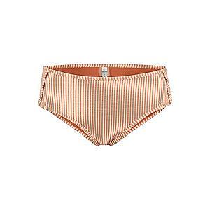 Shiwi Bikini nadrágok 'Ipanama' sötét narancssárga / fehér kép