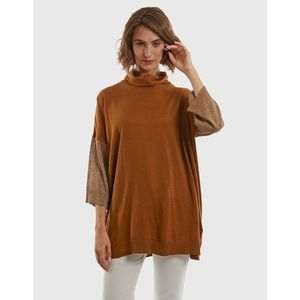 Pulóver La Martina Woman Tneck Sweater Viscose Si kép