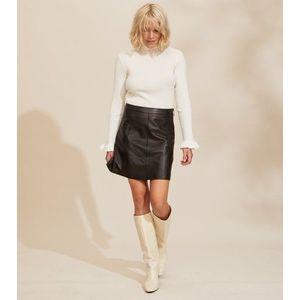 Szoknya Odd Molly Victoria Leather Skirt kép