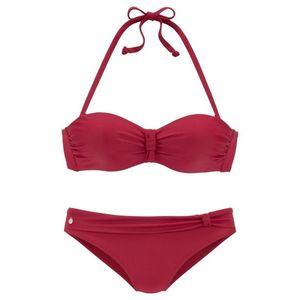 LASCANA Bikini piros kép