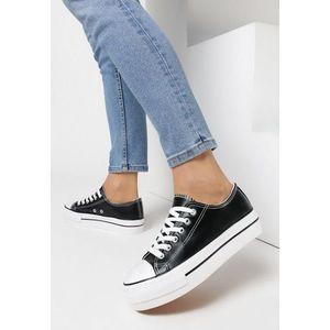 Machera v2 fekete telitalpú tornacipő kép