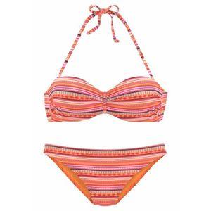 LASCANA Bikini narancs kép