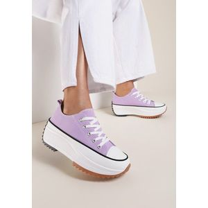 Doreida lila telitalpú tornacipő kép
