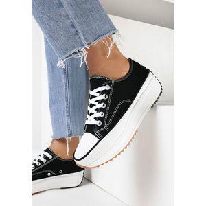 Doreida v2 fekete telitalpú tornacipő kép