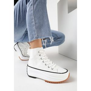 Astoria fehér high-top tornacipő kép