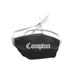 Mr. Tee Compton Face Mask black kép