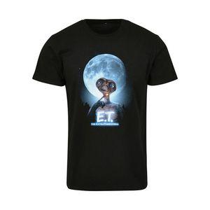 Mr. Tee E.T. Face Tee black kép