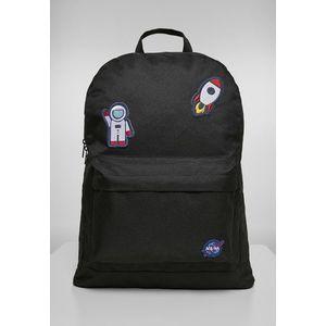 Mr. Tee NASA Backpack black kép