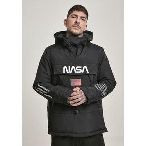Mr. Tee NASA Windbreaker black kép