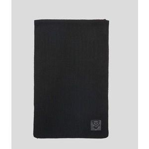 Sál Karl Lagerfeld K/Ikonik Patch Scarf kép