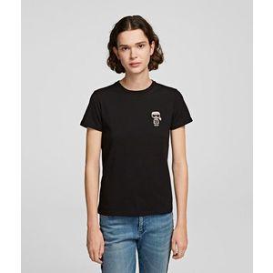 Póló Karl Lagerfeld Ikonik Mini Karl Rs T-Shirt kép