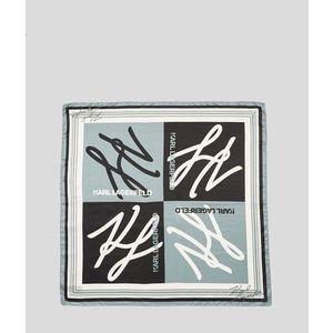 Sál Karl Lagerfeld Autograph Scarf kép