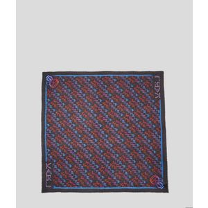 Sál Karl Lagerfeld Tetris Scarf kép