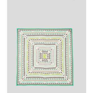Sál Karl Lagerfeld Karls Favourite Square Scarf kép