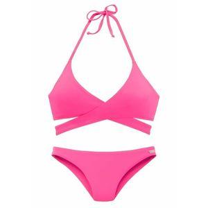 BENCH Bikini rózsaszín kép