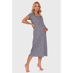 Karen Grey kismama hálóing, szoptatáshoz is kép