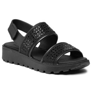 Szandál SKECHERS - Glam Party 111065/BBK Black kép