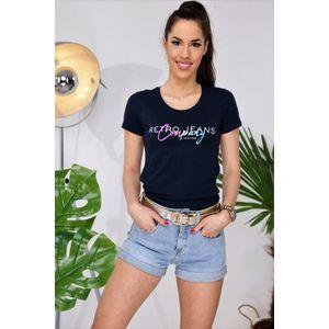 Retro Jeans női póló kép