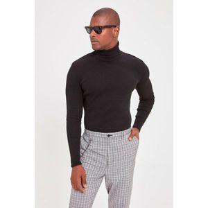 Férfi garbó Trendyol Knitwear kép