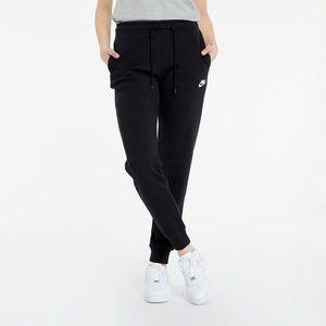 Nike Sportswear Pants Black/ White kép