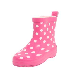 PLAYSHOES Gumicsizmák rózsaszín / fehér kép
