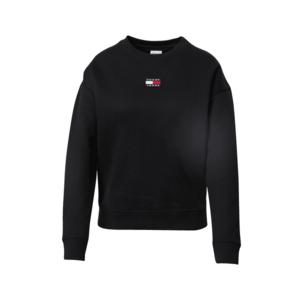Tommy Jeans Póló fekete / fehér / piros / tengerészkék kép
