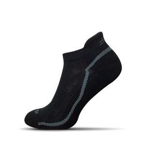 Shox Fekete férfi zokni kép
