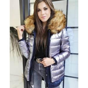 Women's 3in1 parka jacket VELLA navy blue TY1453 kép