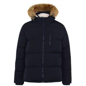 Férfi kabát SoulCal 2 Zip Bubble kép