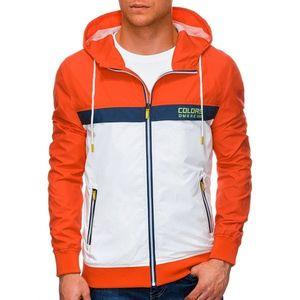 Férfi kabát Ombre C438 kép