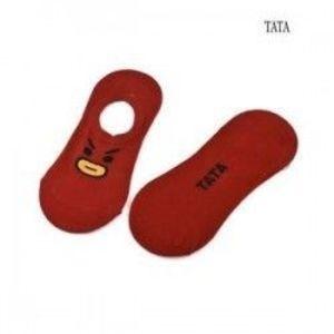 V-7 Unisex pamut alkalmi többszínű zokni harisnya divat ruha férfi női zokni kép