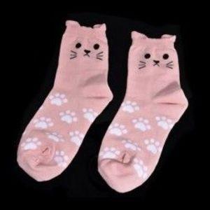* 4 Unisex pamut alkalmi többszínű zokni harisnya divat ruha férfi női zokni kép